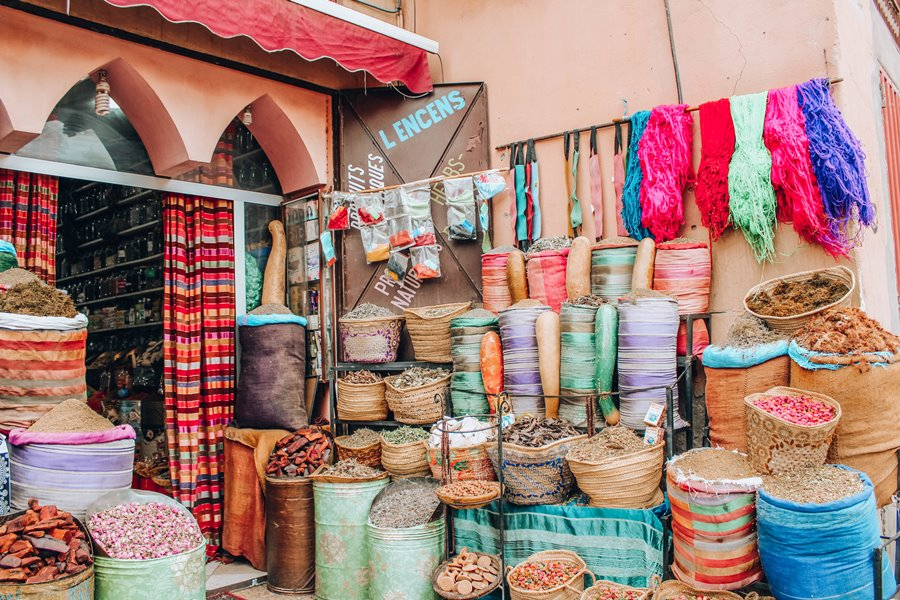souks marrakesh