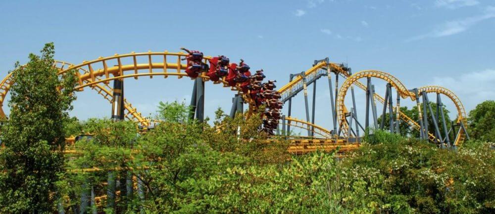 isla magica theme parks europe