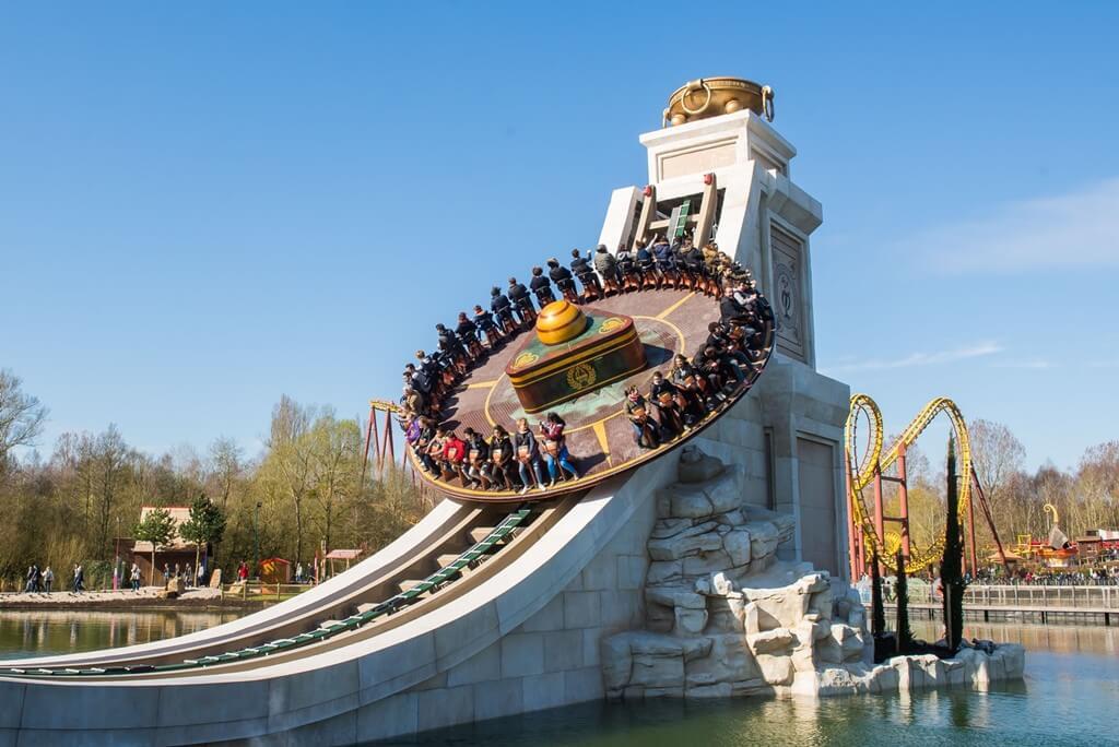 asterix park amusement parks europe