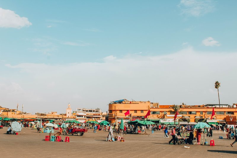 jemna el fna marrakesh