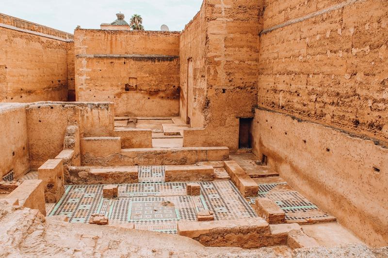 Palais El Badi marrakesh