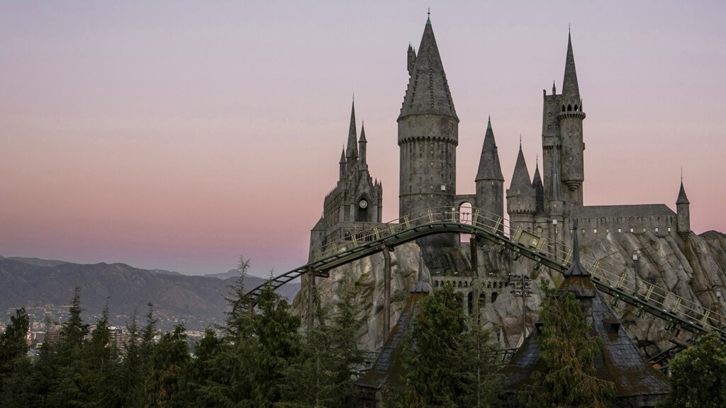 wizarding world of harry potter amusement parks europe