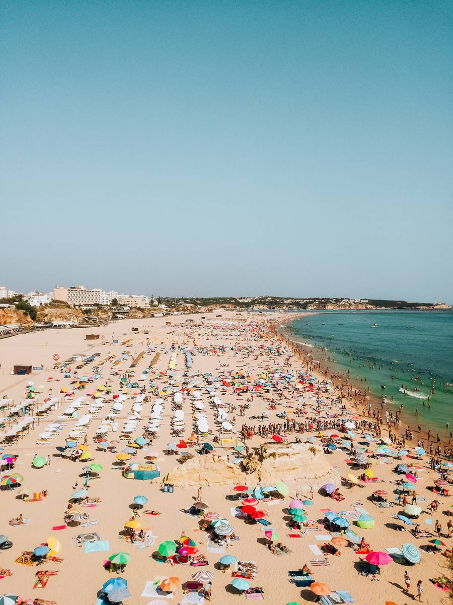 5 Beaches With Warm Watter in Portugal