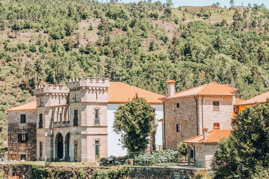 castle sistelo portugal