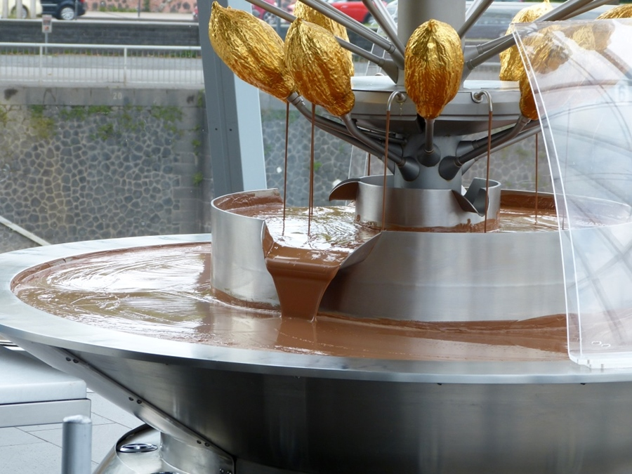 Chocolate Museum - Cologne, Germany