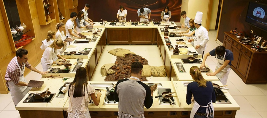 The Perugina School of Chocolate and the House of Chocolate: 10 places every chocolate lover should visit