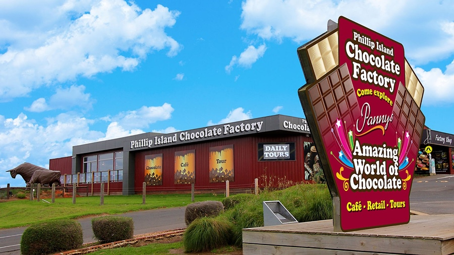 Philip Island Chocolate Factory Australia places every chocolate lover should visit