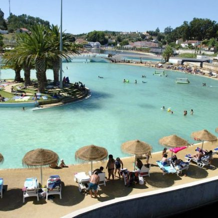 best river beaches in the center of Portugal