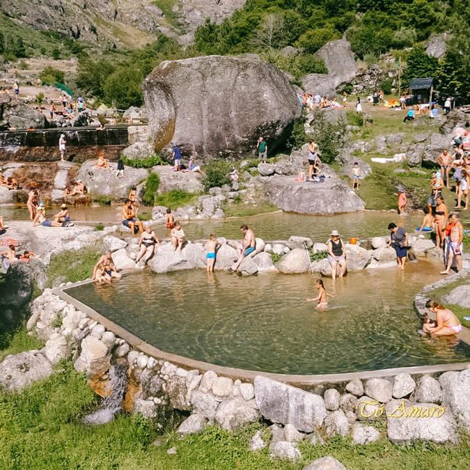 As melhores praias fluviais do centro de Portugal
