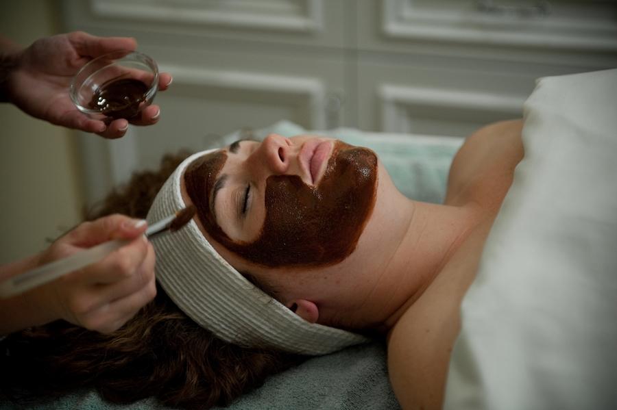 Spa Hershey, tratamento de chocolate