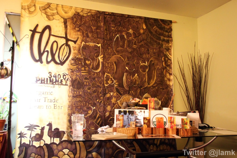 Theo chocolate Seattle USA  places every chocolate lover should visit