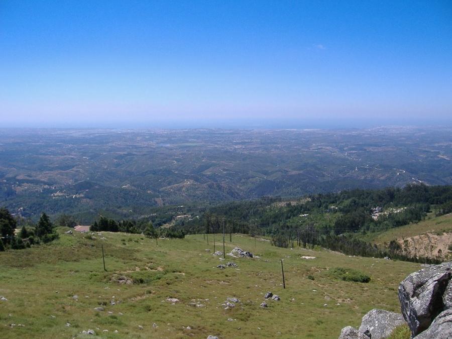 Road trips in Portugal Alto da Fóia