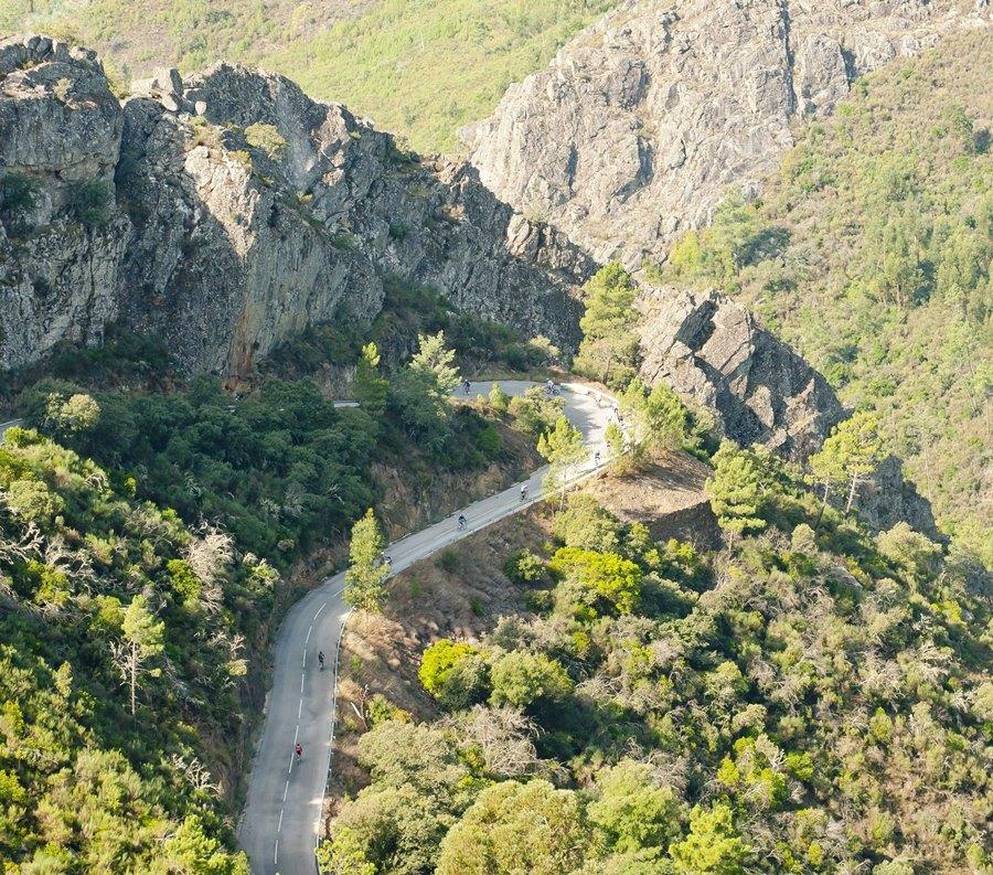 Lousã Road trips em Portugal