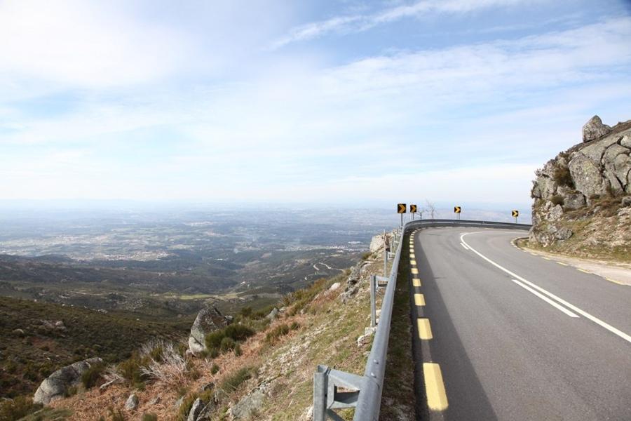 Estrada 230 Road trips in Portugal