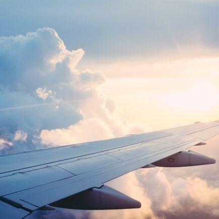 Essenciais para viagens de avião