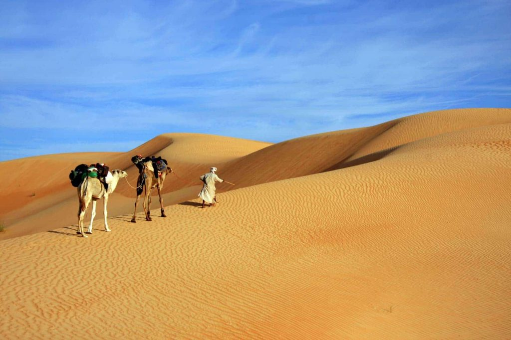 Mauritania dangerous countries to visit