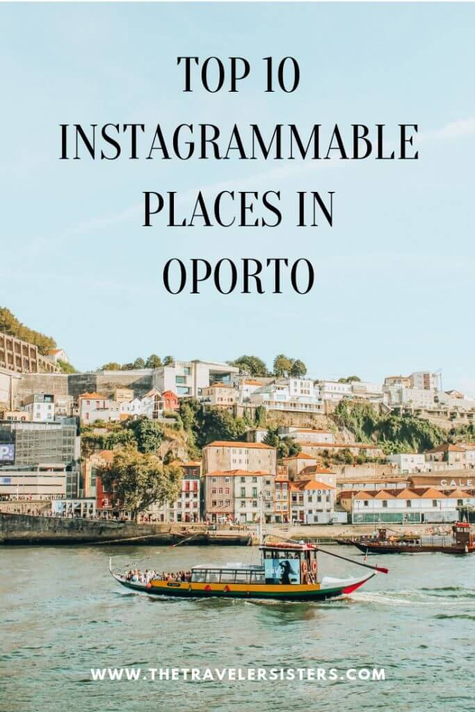 instagrammable places in oporto