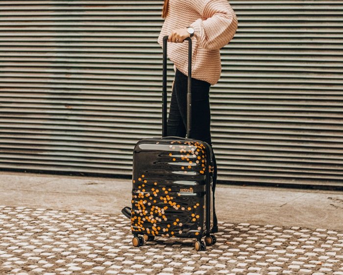 Partiram a minha mala no avião! E agora?