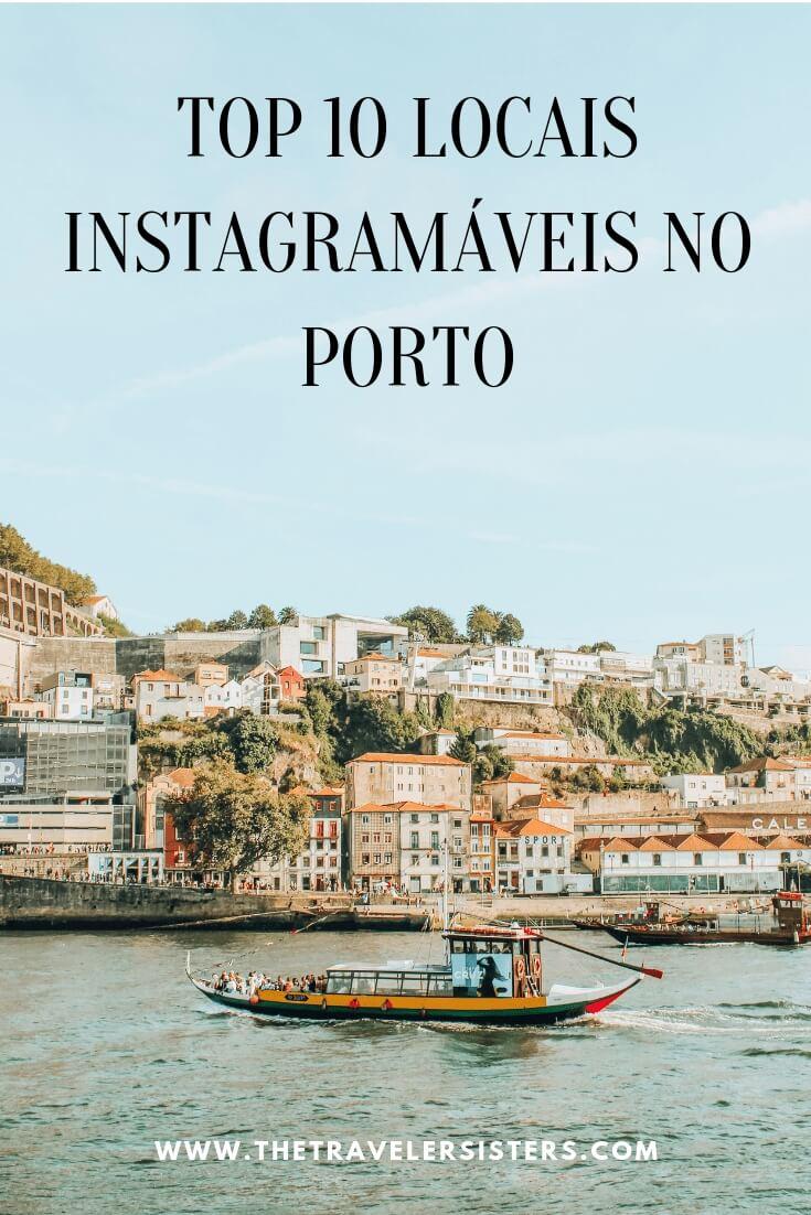 Os locais mais Instagramáveis do Porto