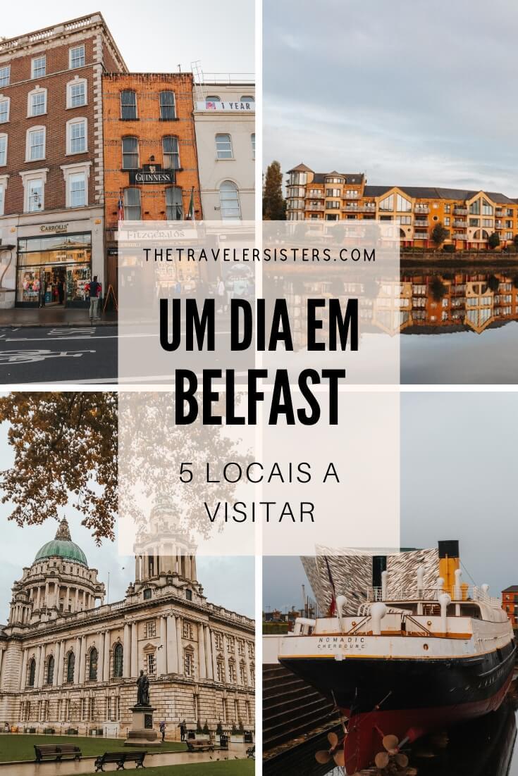 belfast 5 locais a não perder