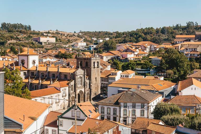 From Régua to Lamego: 1-day itinerary
