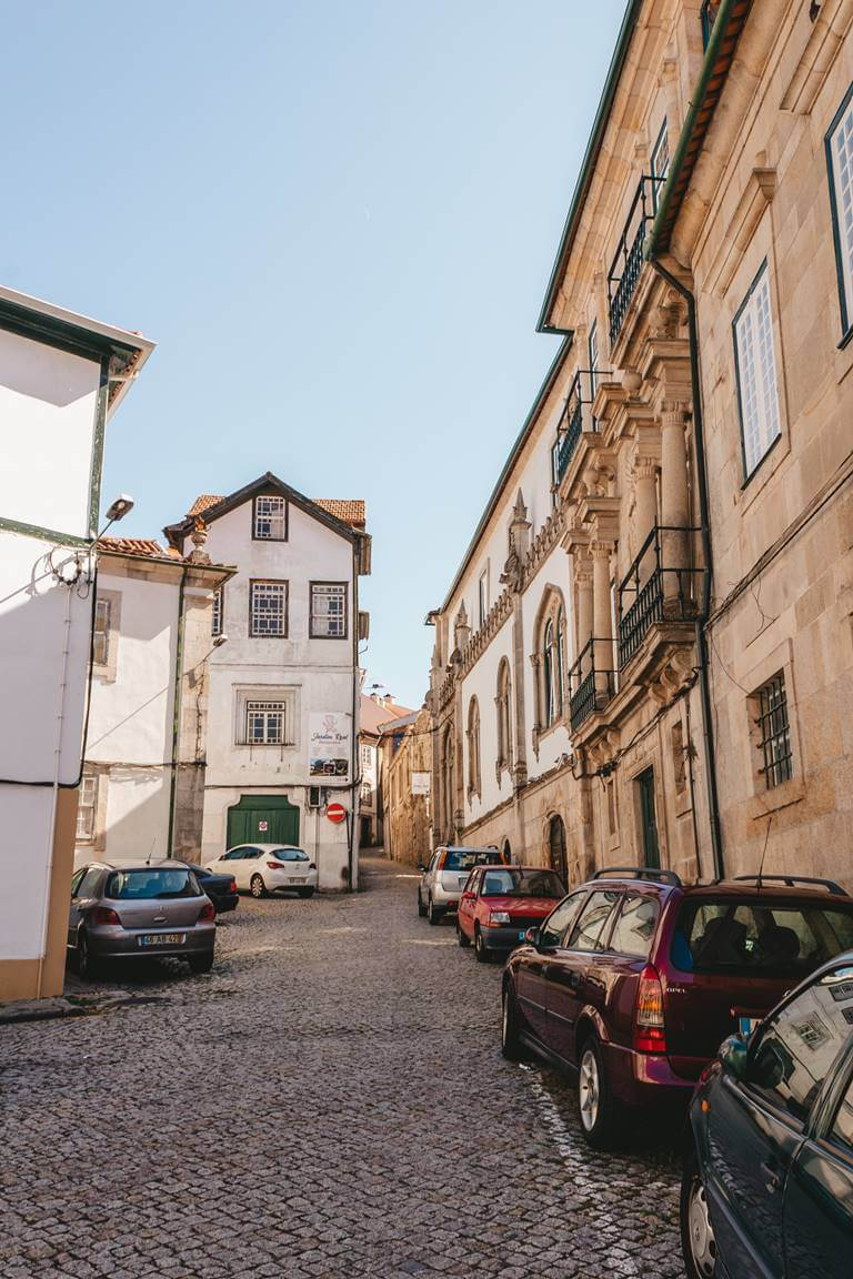streets of lamego