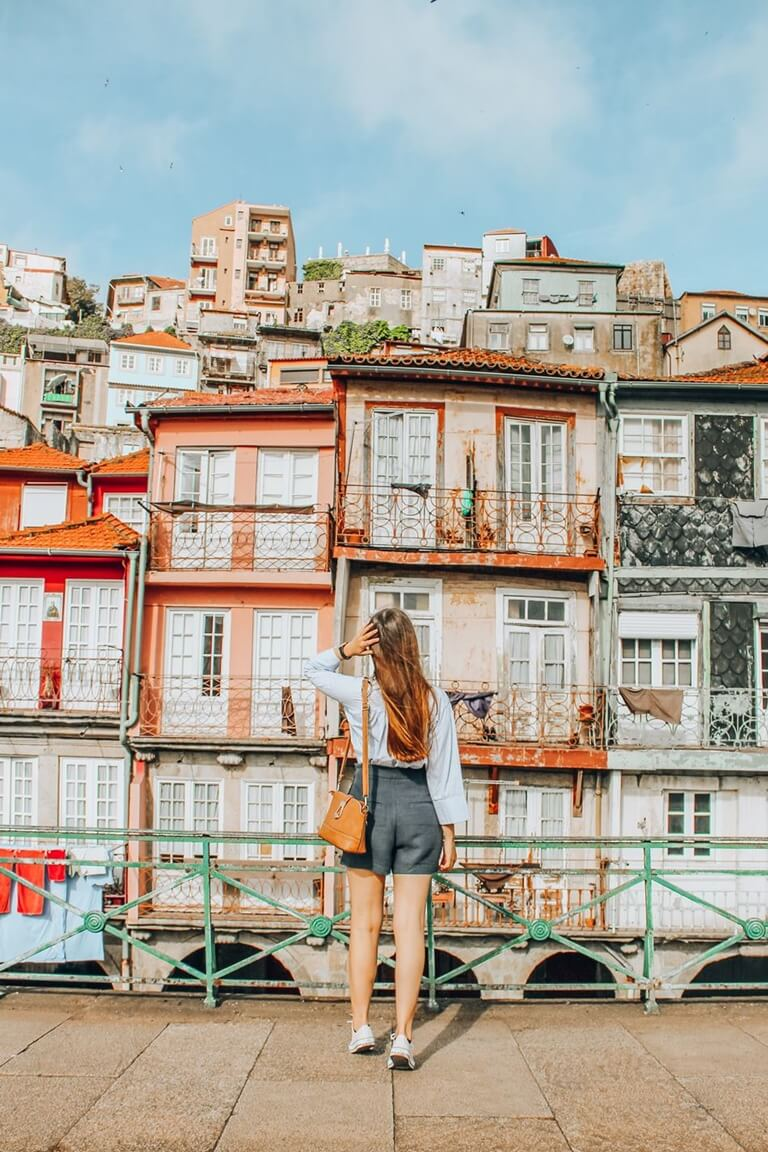 rua da alfandega instagrammable places in oporto
