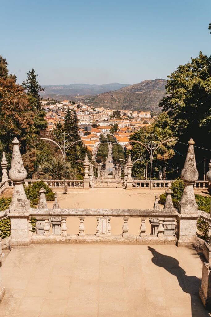 view from santuario-nossa-senhora-dos-remedios