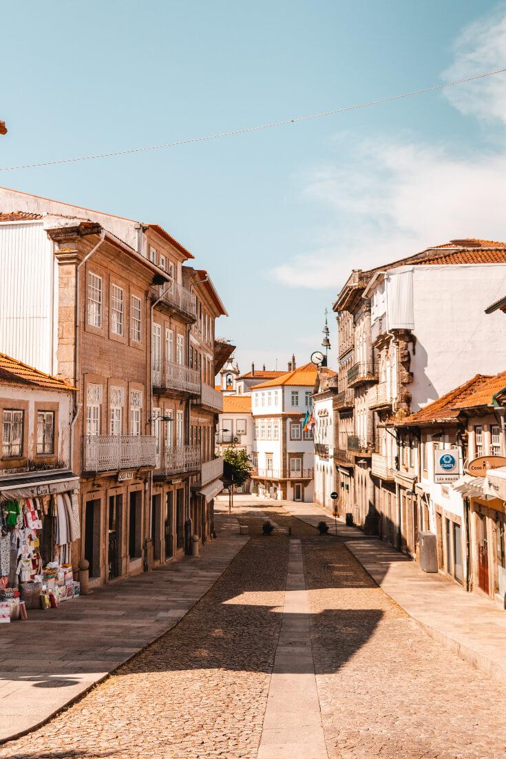 valença's fortress portugal