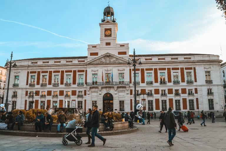 Plaza de Puerta del Sol