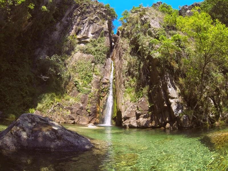 cascata de pincaes geres
