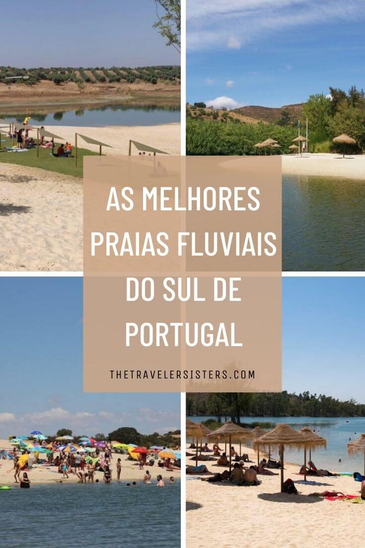 praias fluviais sul de portugal