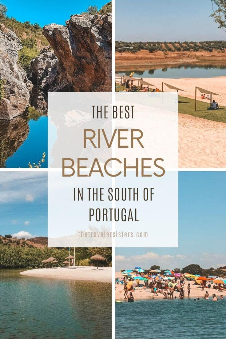 the best river beaches in the south of portugal