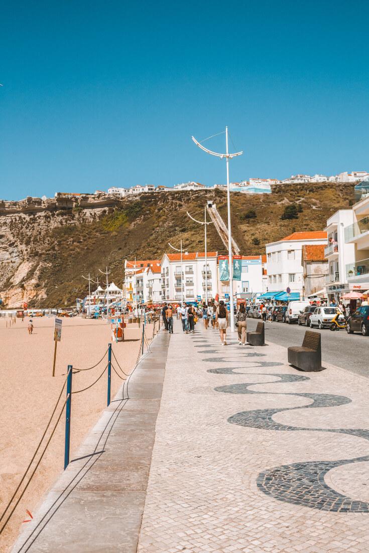ruas-nazare-portugal