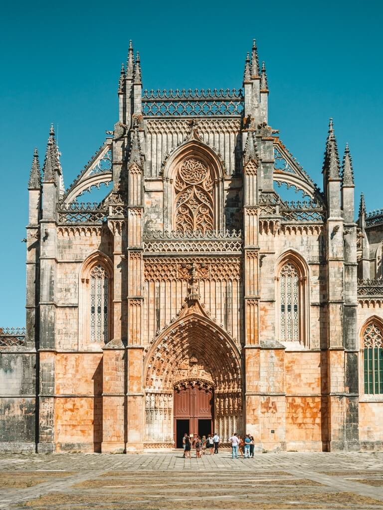 Monastery of Batalha, a tribute to the Independence of Portugal