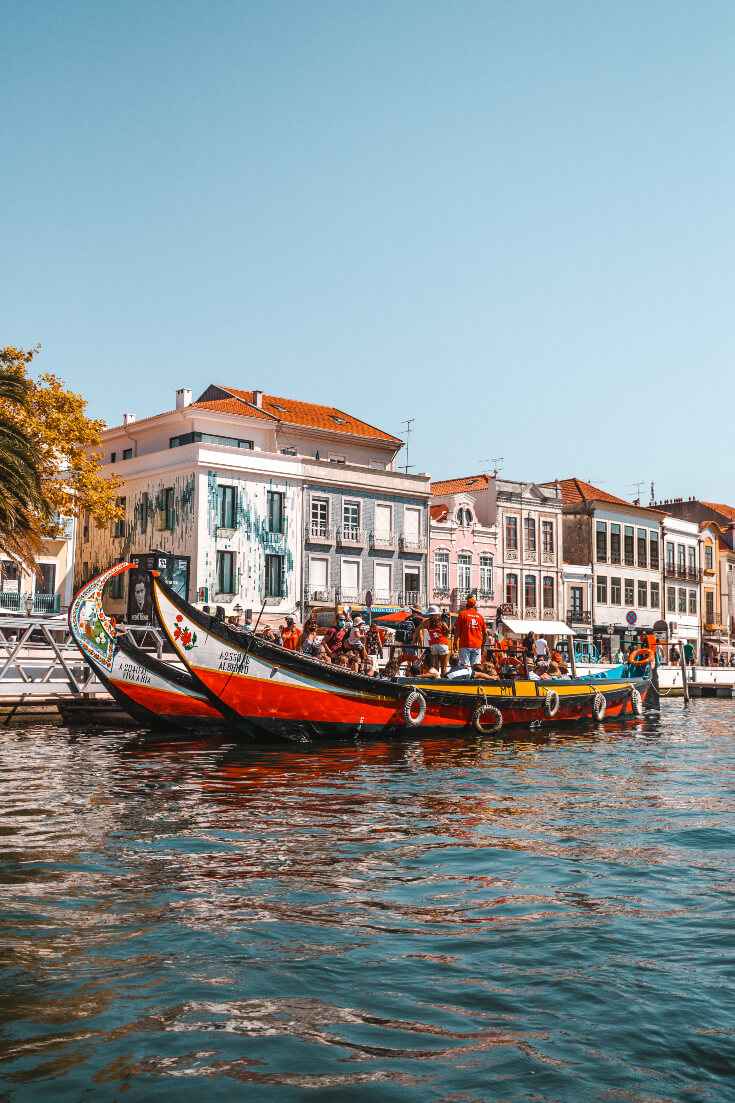 Aveiro: 1-day Itinerary