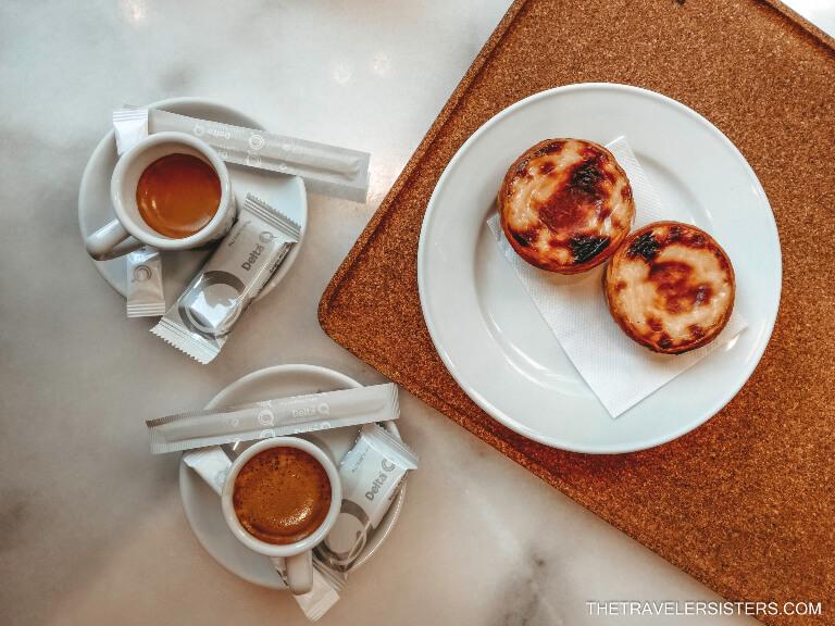 manteigaria do bolhao pasteis de nata porto portugal