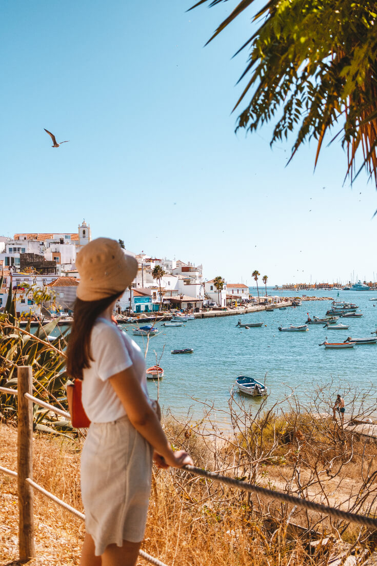 Itinerary: Places to Visit in Portimão and Ferragudo