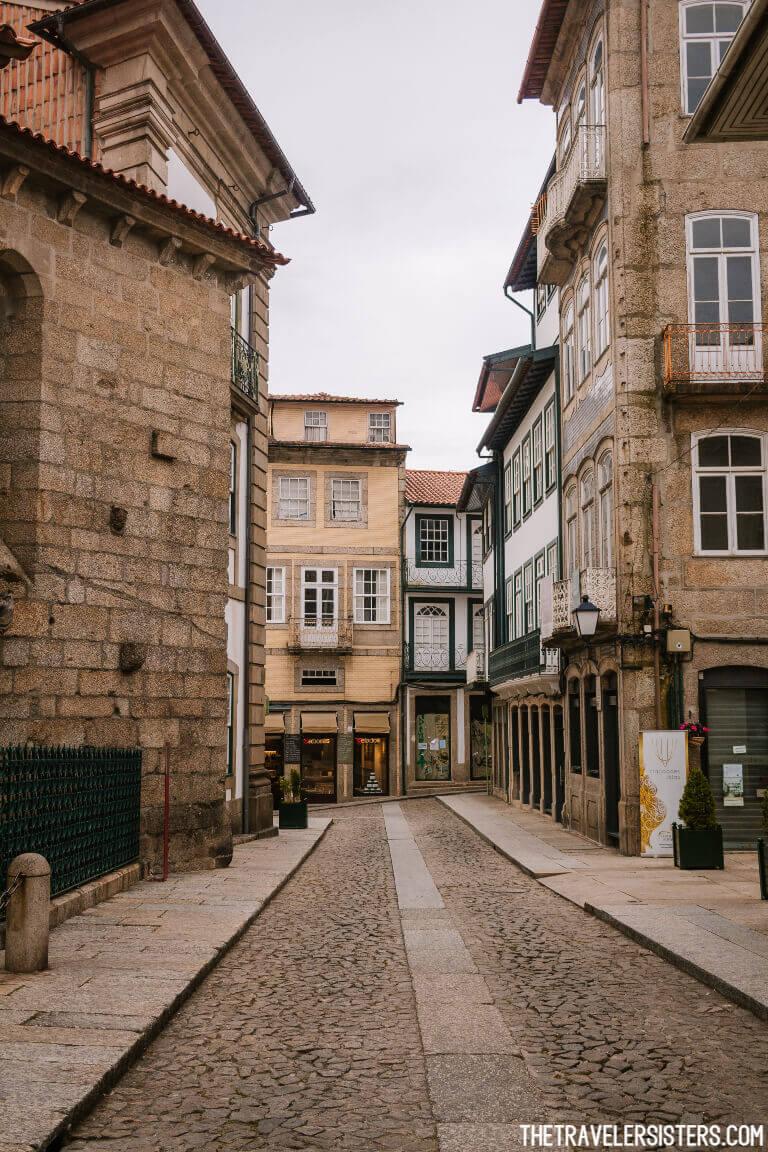 Guimarães: 10 locais a visitar em roteiro
